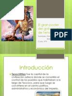 El Gran Poder Del Gobernante de Tenochtitlan