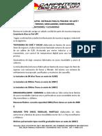 Informacion de Equipos Instriales Para El Proceso de Café y Cacao