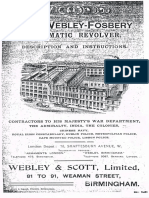 The Webley-Fosbery Automatic Revolver. Description and Instructions._en