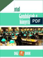 Szerb Antal - Gondolatok a Könyvtárban