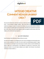 Communication Comment Rediger Un Brief Crea