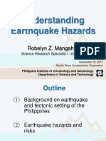 PHIVOLCS Understanding Earthquake Hazards