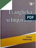Evanghelia si Imparatia - Graeme Goldsworthy