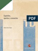 Alonso Baquer Mariano - Españoles Apaches Y Comanches.pdf