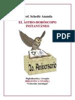 Ananda, Schedir - El Astro Horoscopo Instantaneo.PDF