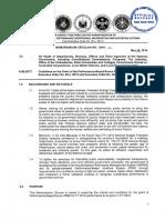Memorandum Circular No 2018 1 Dated May 28 2018