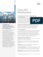 Cisco NFV Infrastructure At a Glance