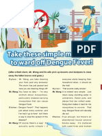 Dengue Fevers
