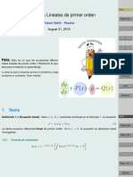 Quiz Ecua Lineal