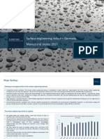 Surface Engineering Industry Germany