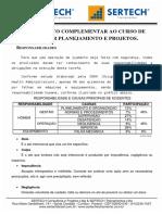 Complemento Cap. 01 - Lista de Responsabilidades