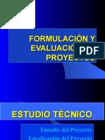 Form.eval. Proy II