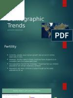 global demographic