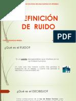 RUIDO. EXP.pptx