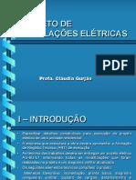 Aula 5a - Projeto de Instalações Elétricas
