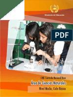CNB Ciencias Naturales Ciclo Básico