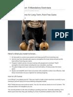 T-nation.com-How to Lift Forever 5 Mandatory Exercises