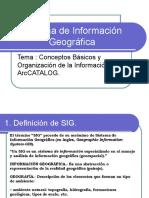 Capitulo Sistema de informacion Geografica I