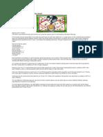 Aspects Used in a Prashna Chart
