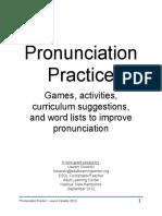 Pronounciation 2