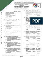Ejercicios Adicionales u.q.m - i 1ro de Sec