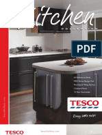 Tesco Kitchen Brochure