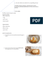 Ricetta Pasta