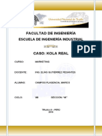 Informe Kola Real Expansion Internacional