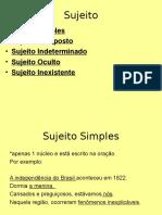 Explicação geral de sintaxe