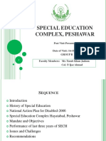 Special Educational Complex Hayatabad Peshawar
