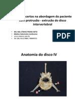 6 APOSTILA Protrudo Do Disco Intervertebral