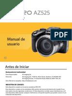 Az525 Manual Es