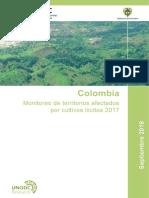 Censo Cultivos Coca 2017
