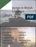Romanticism in British Literature2-Converted