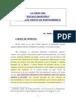 Pablo Dávoli.  La Tesis del ESTADO PROFUNDO en EEUU de Norteamerica.pdf