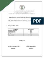 INFORME 3 Fermentacion de Levaduras