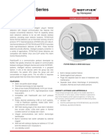 DOC-02-027 - FST-851AUS Series Heat Detector Datasheet Rev B
