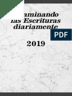 Examinando 2019
