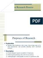 2. Systematic Process of Research