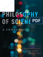 The Philosophy of Science a Companion