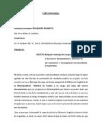 Carta Notarial Anamelda