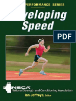 Developing Speed - NSCA -National Strength & Conditioning Association and Ian Jeffreys
