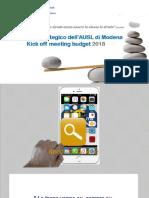 Il Percorso Strategico Della AUSL Di Modena -Dg-171203142442