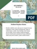 PPT Reaktor
