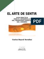 Bayod Serafini, Carlos - El arte de sentir [R1].doc