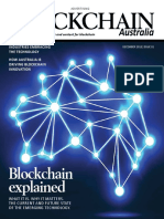 Blockchain Australia - December 2018