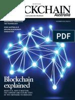 Blockchain Australia - December 2018
