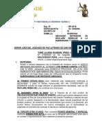 SUBROGA ABOGADO Y SOLICITA SE DECLARE REBELDE.docx