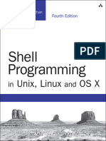 Shell Programming in Unix, Linux, and OS X 4th Edition