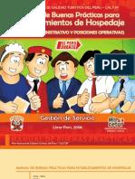 2.4 Guía de Buenas Prácticas de Gestión de Servicio - Perú